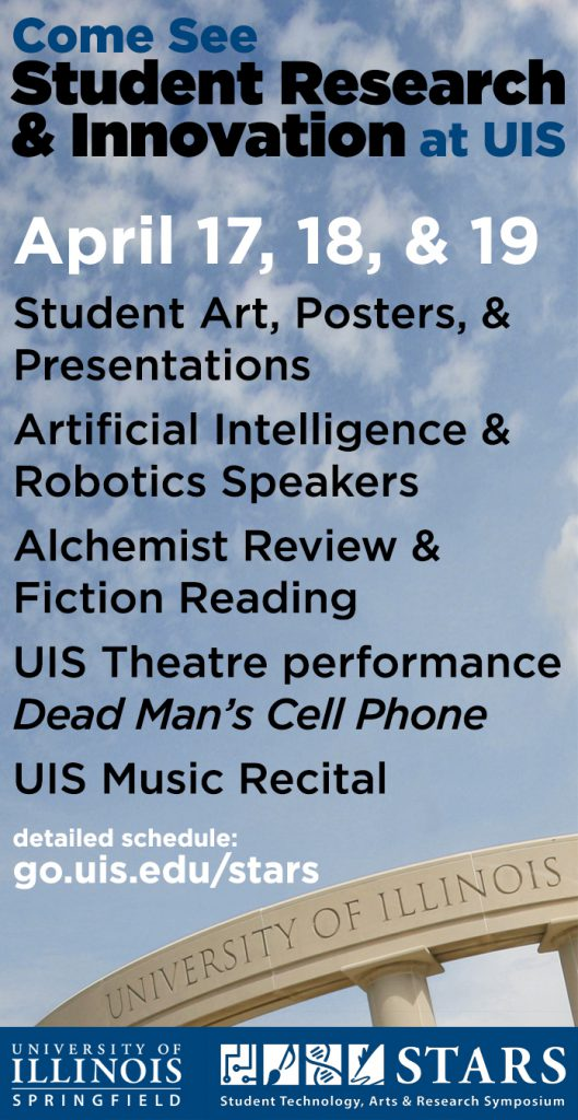 Student Technology, Arts & Research Symposium 2019